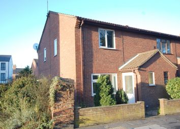 Thumbnail 2 bed end terrace house for sale in 1 Eastfield Court, Louth