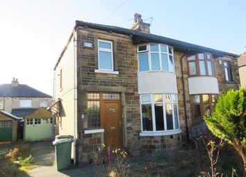 Thumbnail 3 bed semi-detached house for sale in Sunny Bank Avenue, Thornbury, Bradford