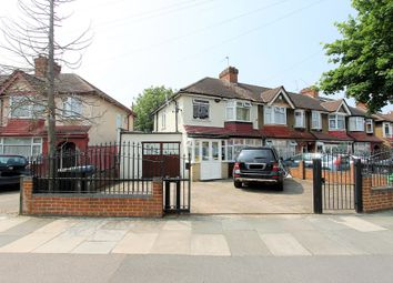 Thumbnail 3 bedroom end terrace house for sale in Harrow Drive, London