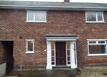 Thumbnail 3 bed property to rent in Old Ashby Road, Loughborough