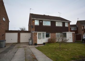 Thumbnail 3 bedroom semi-detached house to rent in Denning Drive, Irby, Wirral