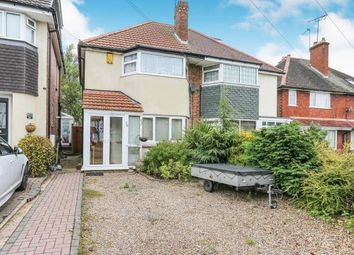Thumbnail 2 bed semi-detached house for sale in Barn Lane, Solihull, West Midlands, Birmingham