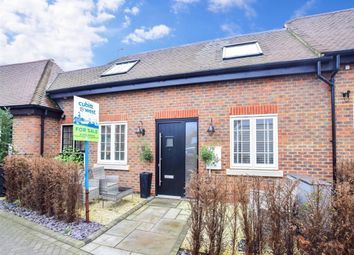 Thumbnail 2 bed terraced house to rent in Horsham Road, Cowfold, Horsham