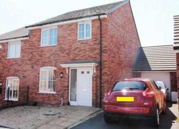 Thumbnail 3 bed semi-detached house to rent in Golwg Y Coed, Barry, Vale Of Glamorgan