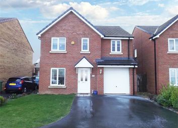 Thumbnail 4 bed detached house for sale in De Havilland Way, Hartlepool, Durham