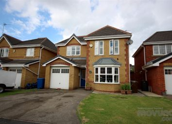 Thumbnail 4 bed detached house for sale in Arncliffe Close, Hindley, Wigan