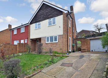 4 bed semi-detached house for sale in Limetree Close, Chatham, Kent ME5
