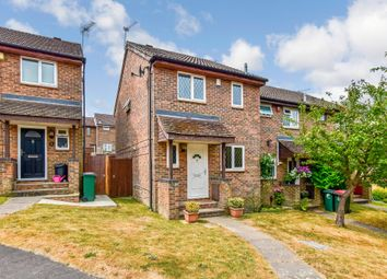 Thumbnail 2 bed end terrace house for sale in Box Close, Pease Pottage, Crawley