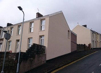 Thumbnail 2 bed end terrace house to rent in Convent Street, Swansea