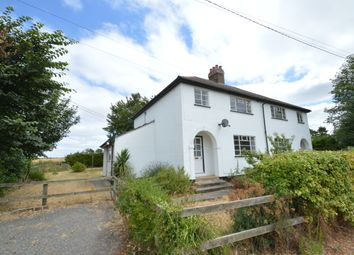 Thumbnail 3 bed semi-detached house to rent in Six Mile Bottom, Newmarket