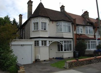 Thumbnail 4 bed end terrace house to rent in Woodlands Avenue, Finchley, London