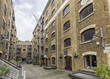 Thumbnail 1 bed flat to rent in New Crane Place, London