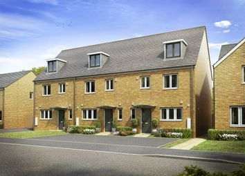 "Thumbnail 4 bedroom semi-detached house for sale in ""The Leicester "" at Brickburn Close, Hampton Centre, Peterborough"