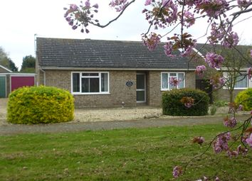 Thumbnail 3 bedroom detached bungalow for sale in The Limes, Ashill, Thetford