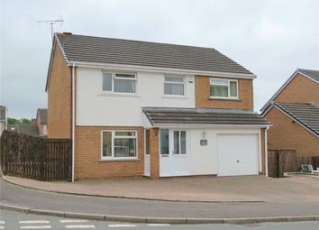 Thumbnail 4 bed detached house for sale in Gable Avenue, Cockermouth, Cumbria