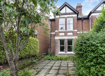 Thumbnail 3 bed semi-detached house to rent in Suffolk Avenue, Southampton
