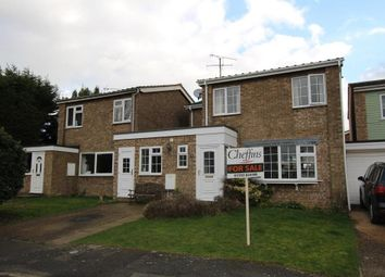 Thumbnail 4 bed link-detached house for sale in Longfields, Ely