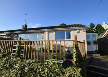 Thumbnail 2 bed semi-detached bungalow for sale in Rundle Road, Newton Abbot, Devon