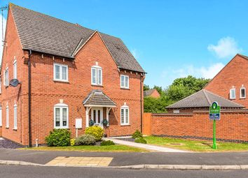 Thumbnail 3 bed semi-detached house to rent in Glamorgan Way, Church Gresley, Swadlincote