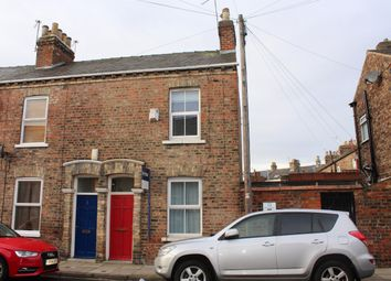 Thumbnail 2 bed terraced house to rent in Warwick Street, York, North Yorkshire