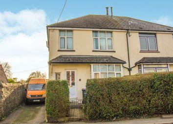 Thumbnail 3 bedroom semi-detached house for sale in Greenhill Road, Sebastopol, Pontypool