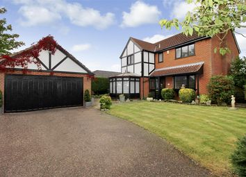 Thumbnail 4 bedroom detached house for sale in River Walk, Great Yarmouth