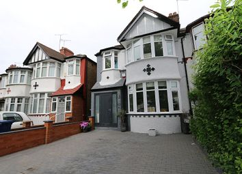 Thumbnail 4 bed end terrace house for sale in St. Augustines Avenue, London, London