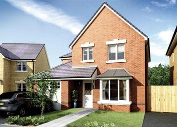 Thumbnail 3 bedroom detached house for sale in The Pendoylan, Cae Sant Barrwg, Pandy Road, Bedwas