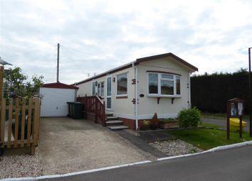Thumbnail 2 bed mobile/park home for sale in Ninelands Mobile Home Park, Elmsdale Road, Hartshorne, Swadlincote