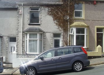 Thumbnail 2 bedroom terraced house to rent in Hanover Road, Plymouth