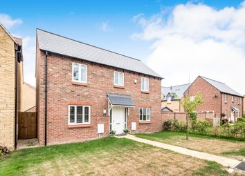 Thumbnail 3 bed detached house for sale in Abingdon Road, Marcham, Abingdon