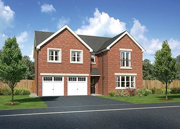 "Thumbnail 5 bed detached house for sale in ""Malborough"" At Kents Green Lane, Winterley, Sandbach CW1, Winterley, Cheshire,"