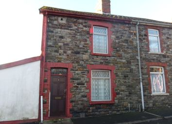 Thumbnail 2 bedroom end terrace house for sale in Council Street, Penydarren, Merthyr Tydfil