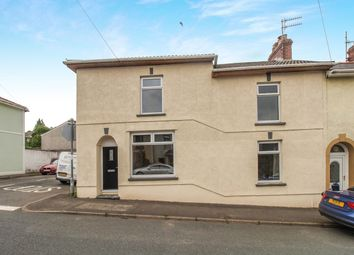 Thumbnail 3 bed end terrace house for sale in King Street, Brynmawr, Ebbw Vale
