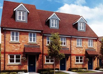 Thumbnail 3 bed terraced house for sale in Overton Manor, Shaws Lane, Eccleshall, Stafford