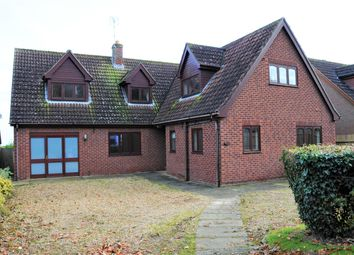 Thumbnail 6 bed detached house to rent in Main Road, Toynton All Saints, Spilsby