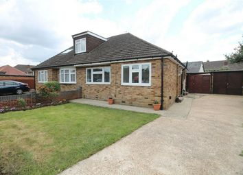 Thumbnail 2 bed semi-detached bungalow for sale in Bedfont Close, Feltham, Middlesex