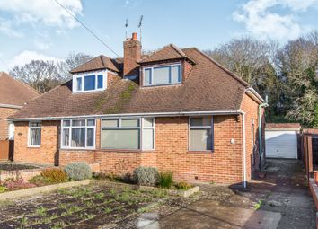 Thumbnail 2 bed semi-detached bungalow for sale in Paxton Road, Fareham