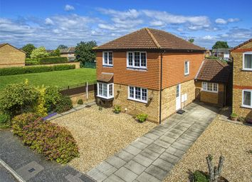 Thumbnail 4 bed detached house for sale in Criccieth Way, Eynesbury, St Neots, Cambridgeshire