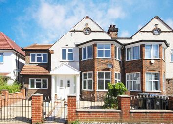 Thumbnail 5 bed terraced house to rent in Cecil Road, London