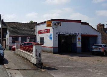 Commercial property for sale in Blake Street Garage, Blake Street, Burslem, Stoke On Trent, Staffordshire ST6