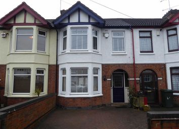 Thumbnail 3 bed terraced house for sale in Alder Road, Longford, Coventry