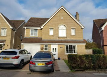 Thumbnail 5 bedroom detached house for sale in Tates Way, Stevenage