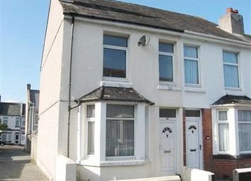Thumbnail 2 bed end terrace house for sale in Keyham, Plymouth, Devon