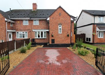 Thumbnail 3 bed semi-detached house for sale in Eastfield Road, Wolverhampton