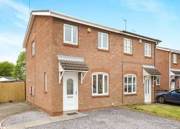 Thumbnail 2 bedroom semi-detached house to rent in Gibson Road, Perton, Wolverhampton