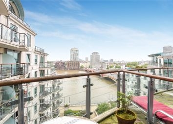 Thumbnail 2 bed flat for sale in Fountain House, St George Wharf, Vauxhall, London