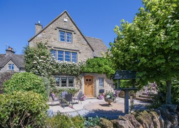 Thumbnail 4 bed detached house for sale in Wyck Rissington, Cheltenham