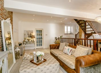 Thumbnail 3 bed semi-detached house for sale in The Courtyard, Wakefield, West Yorkshire