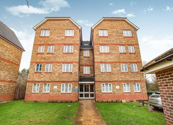 Thumbnail 1 bed flat for sale in Woburn Close, North Thamesmead, London